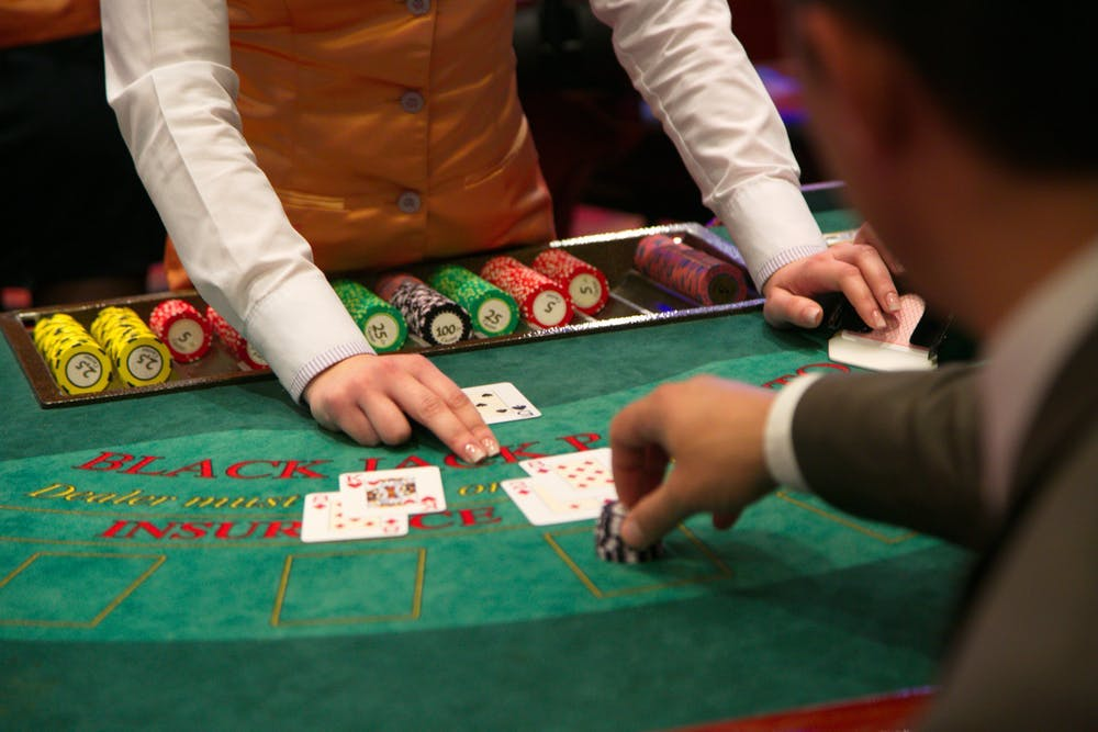 rules for playing blackjack